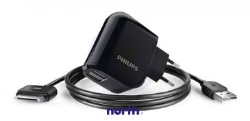 Ładowarka sieciowa USB x2 + kabel Apple 30pin DLP2207I/12 do smartfona