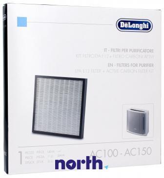 Filtr HEPA / węglowy AC100 zintegrowany do oczyszczacza powietrza 5513710011