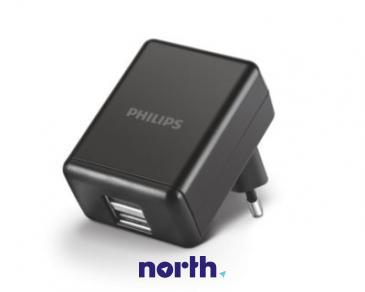 Ładowarka sieciowa USB x2 (bez kabla) DLP2209/12 do smartfona