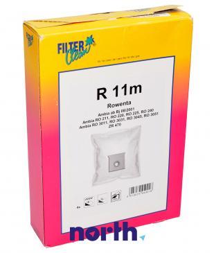 Worek tekstylny do odkurzacza (+jednorazowy) FL0051K