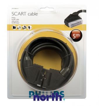 Kabel SCART 5m SWV2708W10 (wtyk/wtyk)