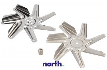 Turbina | Śmigło wentylatora do piekarnika 00752255