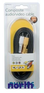 Kabel CINCH (wtyk x3/ wtyk x3) SWV2966W10
