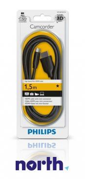 Kabel HDMI - HDMI mini SWV2472W10 (wtyk/ mini wtyk)