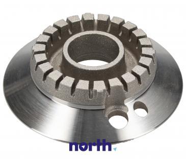 Kołpak | Korona palnika średniego do płyty gazowej 870650447