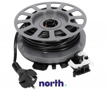 Rolka | Zwijacz kabla z wtyczką do odkurzacza 12009136