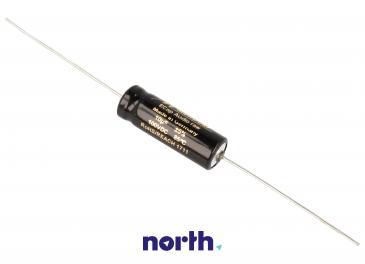 10uF | 100V Kondensator elektrolityczny bipolarny 85°C MUNDORF ECAP10010 30mm/10mm