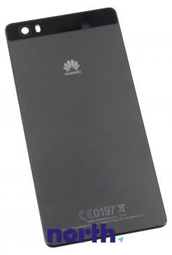 Klapka baterii do smartfona P8 Lite (czarna)