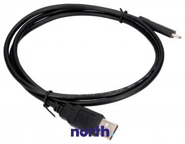 Kabel USB C - USB (wtyk/ A wtyk)