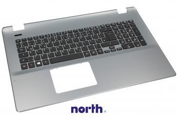 Palmrest | Obudowa górna + klawiatura niemiecka do laptopa 60MP8N7010