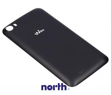 Klapka baterii do smartfona LENNY M112N40130100 (czarna)
