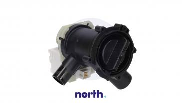 Pompa odpływowa kompletna (00145787) do pralki EBS026