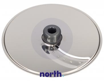 Tarcza tnąca na cienkie plasterki 2mm do robota kuchennego KW715909