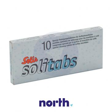 Preparat czyszczący (tabletki) SOLITABS do ekspresu do kawy 99302