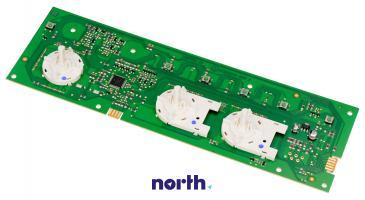 Moduł obsługi panelu sterowania do pralki C00305980