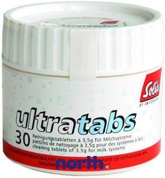 Preparat czyszczący (tabletki) ULTRATABS do obiegu mleka do ekspresu do kawy 99309