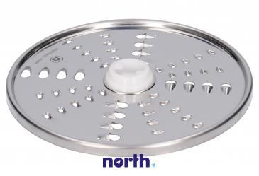 Tarcza przecierająca dwustronna (średnio / drobno) do robota kuchennego ZELMER 00798165