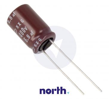6.8uF | 400V Kondensator elektrolityczny 105°C