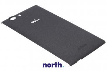 Klapka baterii do smartfona RIDGE 4G M112Q68130000 (czarna)