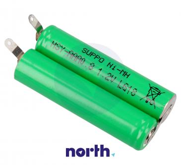 Akumulator 1.2V z płytkami do golarki ZELMER (1szt.) 12000877