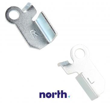 Ogranicznik otwarcia drzwi chłodziarki do lodówki 00636308