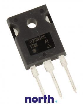SIHG20N50CE3 Tranzystor