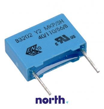 2200PF300V Kondensator przeciwzakłóceniowy, 20% RM=10 EPCOS