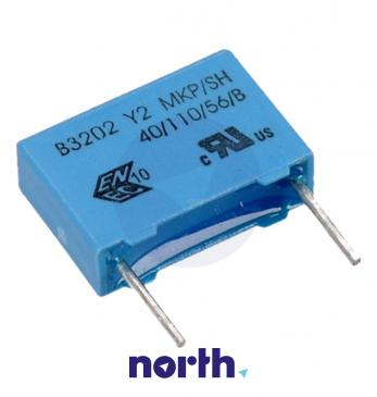 B32021A3222M000 2200PF300V Kondensator przeciwzakłóceniowy, 20% RM=10 EPCOS