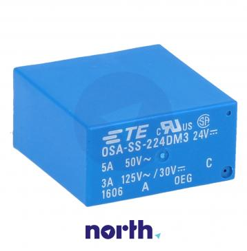 Przekaźnik 24VDC3A125V