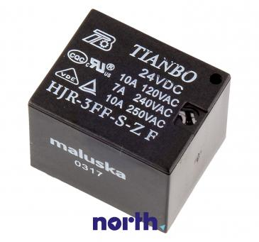 Przekaźnik 24VDC10A250VAC