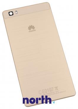 Klapka baterii do smartfona P8 Lite (złota)