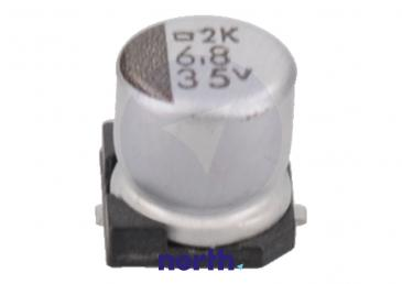 6,8UF-25V SMD ELKO 4X5,2