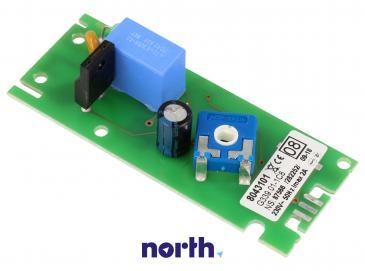 Płytka G339_C1 termostatu do lodówki Amica 8043101