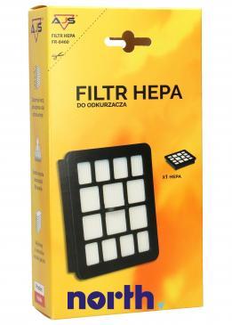 Filtr hepa FR-8460 wylotowy do odkurzacza Zelmer