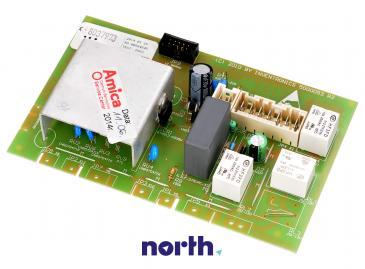 Moduł elektroniczny skonfigurowany do pralki Amica 8037973