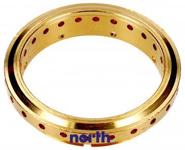 Pierścień palnika średniego do płyty gazowej Amica 8000252