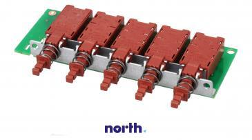Zespół przełączników do okapu Amica 1001640