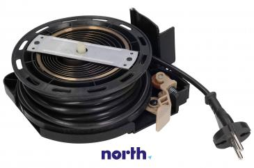 Rolka | Zwijacz kabla z wtyczką do odkurzacza Amica 1070503