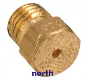 Dysza palnika dużego do płyty gazowej Amica 8000410