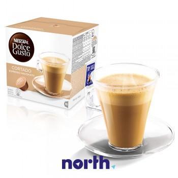 Kawa (kapsułki) Dolce Gusto z kawą Cortado 16szt. do ekspresu do kawy