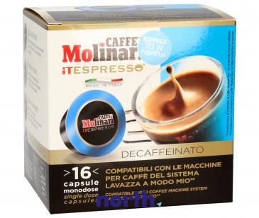 Kawa (kapsułki) A Modo Mio z kawą Decaffeinato 16szt. do ekspresu do kawy Lavazza