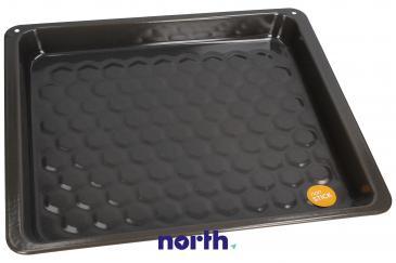 Blacha do pieczenia głęboka (emaliowana) do piekarnika (376mm x 430mm x 40mm) 9049459