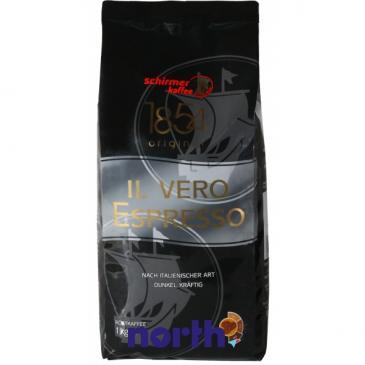 Kawa ziarnista Schirmer IL VERO ESPRESSO 1000g do ekspresu do kawy
