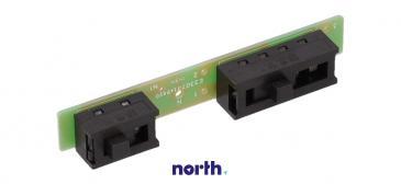 Sterownik | Płytka z przełącznikami panelu sterowania do okapu Amica 1007260