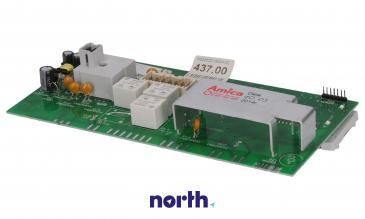 Moduł elektroniczny skonfigurowany do pralki Amica 8040133