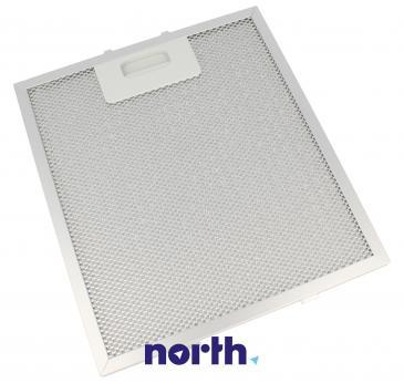Filtr przeciwtłuszczowy metalowy do okapu Amica 1007361