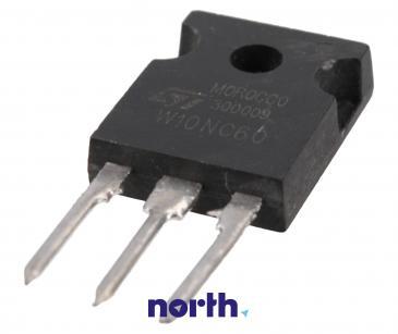 STW10NC60 Tranzystor TO-247 (n-channel) 600V 10A 62000000Hz