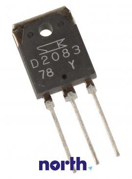 2SD2083 Tranzystor TO-3P (npn) 120V 25A 20MHz