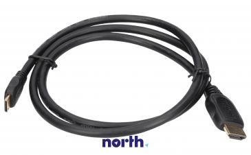 Kabel HDMI - HDMI mini 1m HDMI (wtyk/ mini wtyk) standard