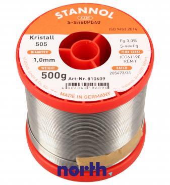 Cyna 1mm 500g Stannol